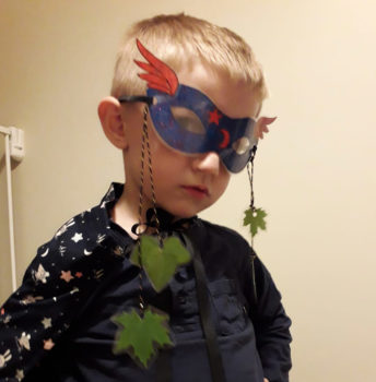 Photo de Super-Léon - 3 ans