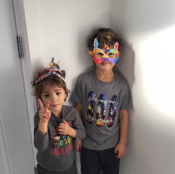 Photo de Eloi et Adam - 5 et 3 ans